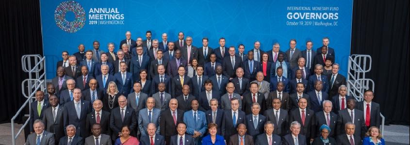 中国人民银行行长易纲出席第40届国际货币与金融委员会会议